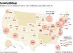 Refugee Arrivals by State