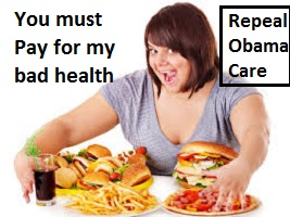 unhealthy, Repeal Obamacare