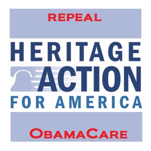 Heritage Action, Repeal ObamaCare